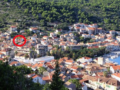 Photo for Studio appartment in Vis (Vis) capacity 2+0