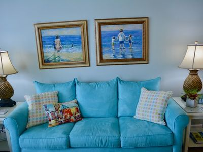 Photo for Booking SUMMER NOW Beautiful Beachfront Condo, 3bed/2 bath