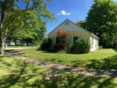 Photo for Comfortable, Colorful 2 Bedroom- Walking Distance to Everything in New Buffalo
