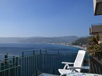 Amazing views, clean spacious well equipped apartment, suit family with 2 children (2 bedrooms)