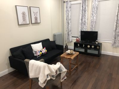 Photo for BROOKLYN 2BR RESIDENCE CLOSE TO TRAIN/MANHATTAN NYC
