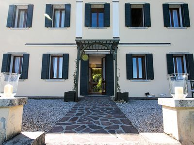 Photo for BEATRIX HOUSE - VILLA HOLIDAY SURROUNDED BY PARK EUGANEAN - PADUA