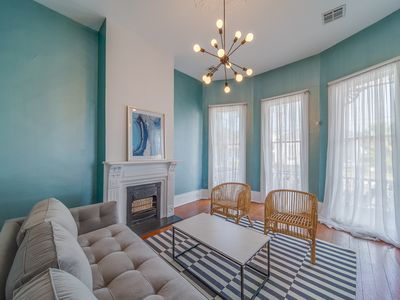 Photo for Family-friendly, and great for large groups. Walking distance to wonderful