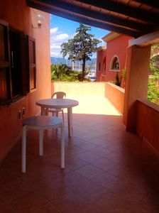 Photo for House with garden with sea vew - very close to the first beach