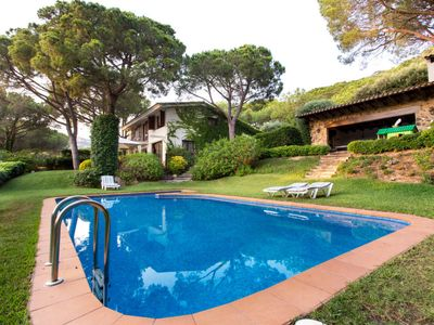 Photo for Vacation home Montgoba Vip  in Lloret de Mar, Costa Brava - 11 persons, 5 bedrooms