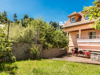 Photo for Detached country house, 10min from the slopes, at the foot of the mountains