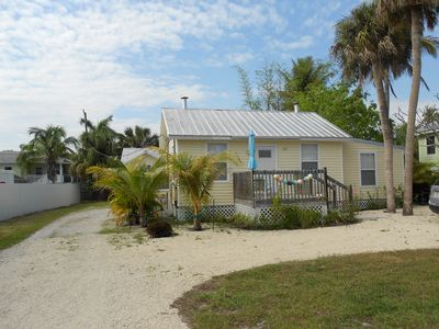Photo for Quaint Beach Cottage 320 yards off the sands of Fort Myers Beach