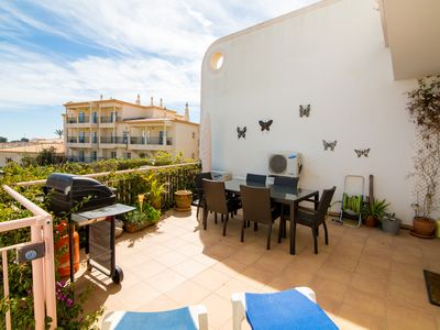 Photo for 3 Bed Townhouse in Olhos de Agua with free wifi & UK TV channels