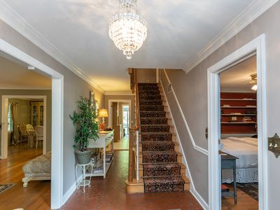 Photo for Luxury Self Catered Bed & Breakfast on Williamsburgs Historic Corridor