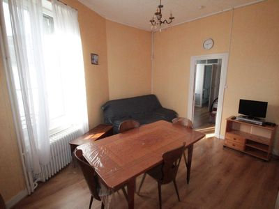 Photo for n6 apartment on the first floor in a villa of 6 apartments