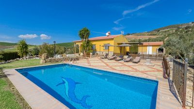 Photo for Cosy 3-bedroom holiday home at 18 km from the Torcal de Antequera