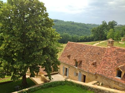 Photo for Traditionally Restored Stone Gite By Beynac With A Heated Panoramic Pool
