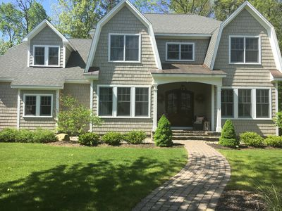 Photo for Beautiful upscale home just 2.5 miles to track!