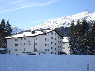 Photo for *** Maisonette apartment La Riva, Lenzerheide