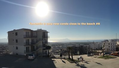 Photo for Fantastic & cozy new apartment close to the beach No. 8