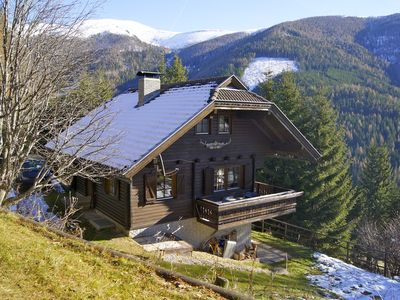 Photo for Idyllic Block House, only a few minutes walk to the Ski Lift!