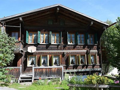 Photo for Apartment Mittaghorn in Gsteig bei Gstaad - 4 persons, 1 bedrooms