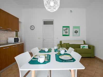 Photo for Holiday Apartment Mare Nostrum - Smeraldo Apartment
