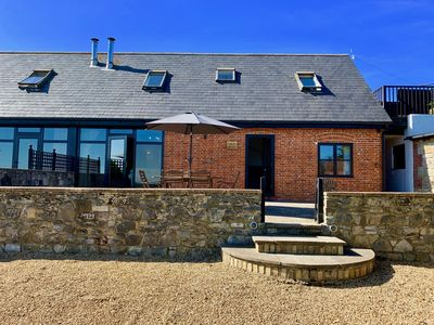Photo for Superb Barn Conversion Picturesque downland Views close to Ryde Isle of Wight
