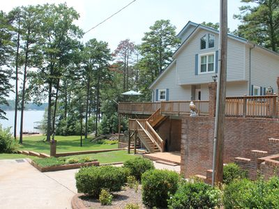 Photo for Our Happy Place! Amazing Vacation Home on Lake Hartwell