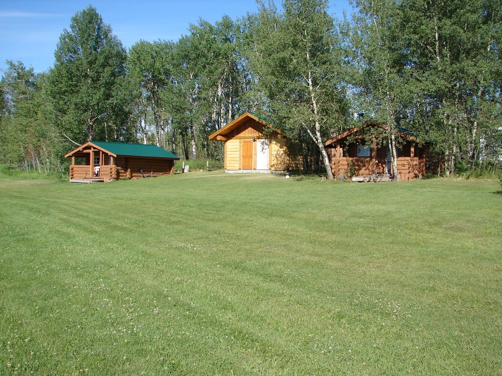 Secluded Lake View Cabins Cabin 1 And Cabin 2 108 Mile