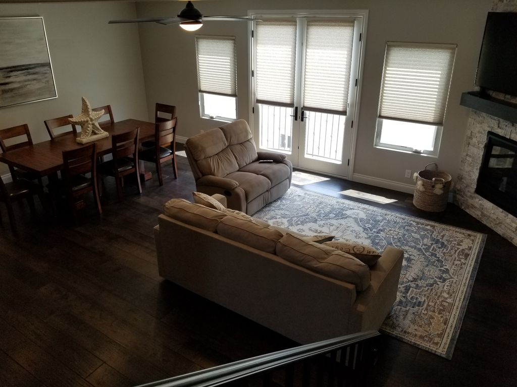 Just Finished and Furnished!  Spacious Luxury Condo built in 2018