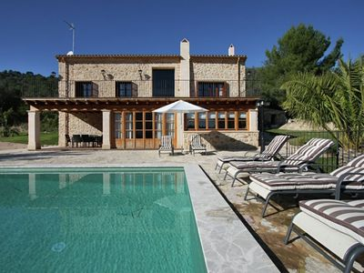 Photo for Cozy Holiday Home in Petra Majorca with Private Pool