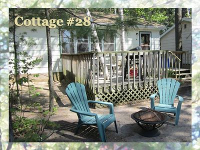 Photo for Sunbeam Bungalows 3 bedroom Cottage (#28) - Callander, Ontario