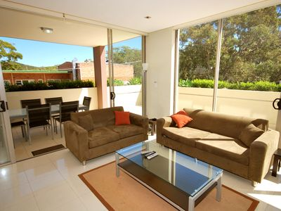 Photo for Aura Apartments, Unit 5/59  Shoal Bay Road