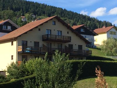 Photo for Duplex Chamois (6 people) with terrace and beautiful view of Gerardmer