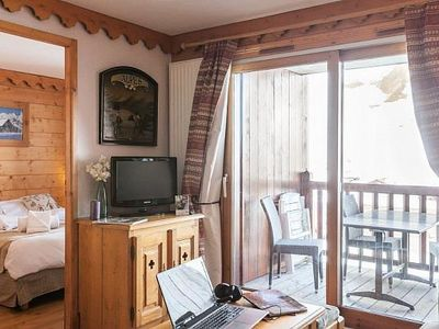 Photo for Residence Pierre & Vacances Premium L'Ecrin des Neiges **** - Apartment Tribu 4 Rooms 8 People Standard
