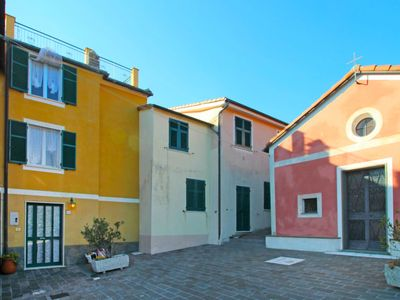 Photo for Vacation home Casale in Moneglia - 5 persons, 2 bedrooms