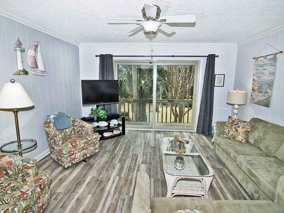 Photo for Surf Court 66 - Charming Townhouse - 1 block to the Beach