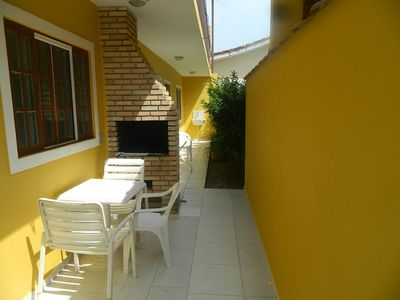 Photo for House 2 rooms Praia Grande 200 mts