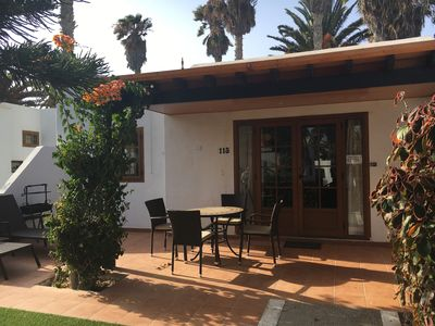 Photo for Recently renovated Villa on the popular resort of Las Brisas, Playa Blanca,