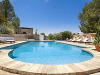 Well made, modern, spacious hacienda, wonderful pool right outside house we used a lot every day.