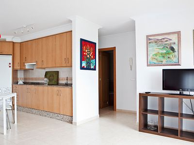 Photo for Apartment Tejita Beach in El Médano - 4 persons, 1 bedrooms