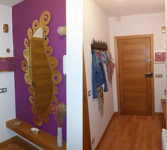 Photo for Flat in Pontevedra for 5 people: quiet, central and sunny. WIFI 150 Mb