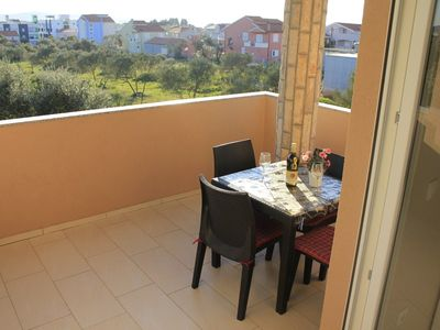 Photo for Apartment Ivan C  A1(4+1)  - Bibinje, Zadar riviera, Croatia