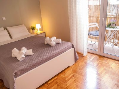 Photo for Acropolis 5' Walk Newly Renovated & Quiet Flat