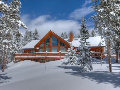 Photo for 200 Acres - Pet Friendly! Only place like this in Breck. 2.5 mi. To main st.