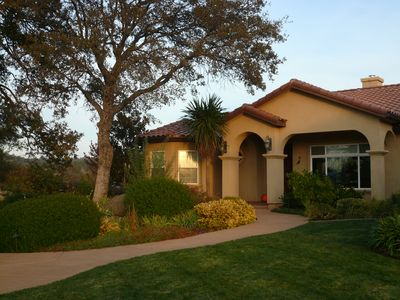 Photo for Bear Hollow Private Luxury Retreat On A Horse Ranch ~ Pet-Friendly ~ Pool & Pond