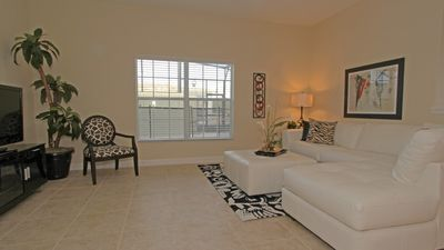 Photo for Luxury on a budget - Paradise Palms Resort - Feature Packed Relaxing 5 Beds 4 Baths  Pool Villa - 4 Miles To Disney