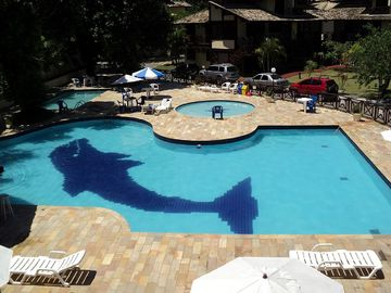 House Beautiful Condo Maresias- Front Safety Mar- 24 hours