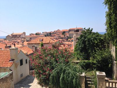 Photo for Apartment with the view of Old Town Dubrovnik , House Hilda 2