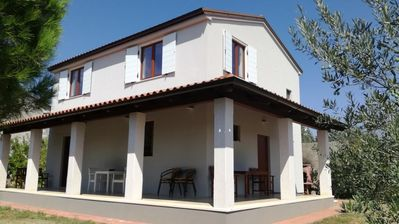 Photo for Holiday house Krnica for 6 - 8 persons with 3 bedrooms - Holiday house