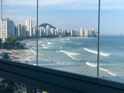 Photo for APTO WONDERFUL COMPLETE FRONT TO THE SEA, PANORAMIC VIEW !!! Air cond / wifi