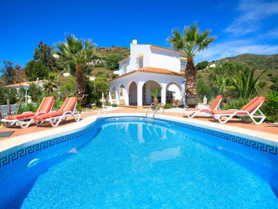 Photo for Vacation home Manrrique in Torrox Costa - 6 persons, 3 bedrooms