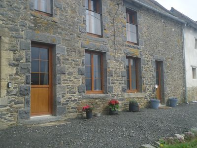 Photo for Newly renovated 3 double bedroom Gite which sleeps up to 8 guests