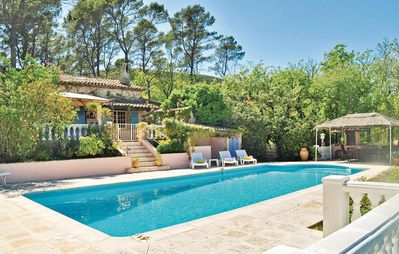 Photo for 4 bedroom accommodation in Le Thoronet
